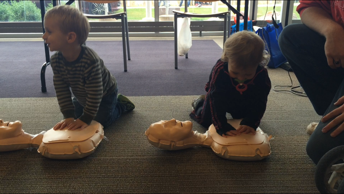 Greenfield CPR Classes